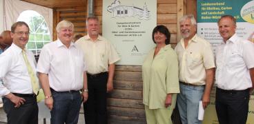 LOGL-CompetenzCentrum in Neuhausen ob Eck eröffnet